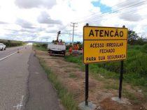 VIABAHIA organiza acessos no anel de contorno de Vitória da Conquista
