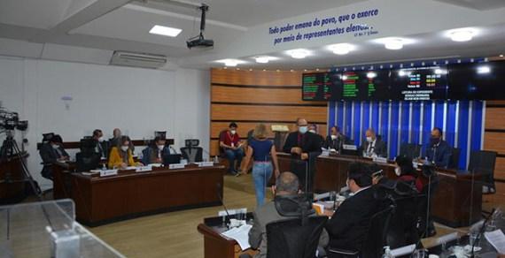 Pronunciamentos na Câmara Municipal de Conquista na Sessão desta sexta, 26