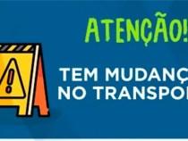 Prefeitura de Vitória da Conquista: nova alteração no horário dos ônibus da cidade