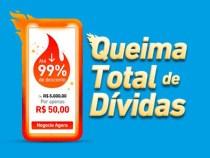 """Serasa promove semana inédita de """"Queima Total de dívidas"""""""