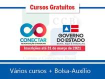 Governo da Bahia inicia Projeto Conectar – Qualificação e Trabalho