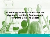 Programa Brasil na Escola contempla apenas duas de Vitória da  Conquista