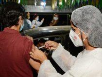 Mutirão bate recorde de vacinação em  Conquista: mais de 4 mil pessoas vacinadas