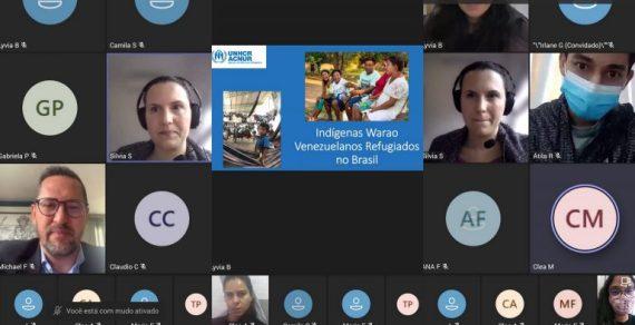 Vitória da Conquista promove atenção aos refugiados venezuelanos da Etnia Warao