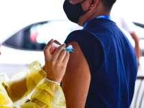 SMS vacina nesta terça-feira, 10, com 1ª dose conquistenses de 35 anos