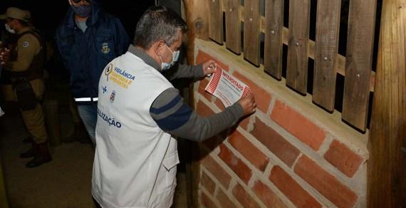 Operação Pacto Pela Vida: Prefeitura e PM fecham festas clandestinas em Conquista