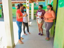 Escolas municipais passam a ter aulas semipresenciais nesta quarta-feira,13