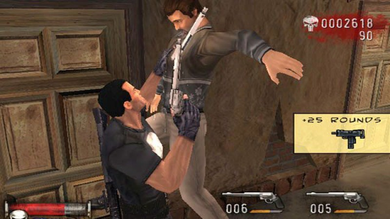 The Punisher Deep Silver Volition