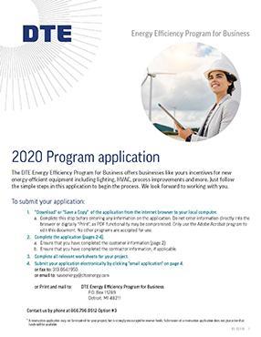 program application