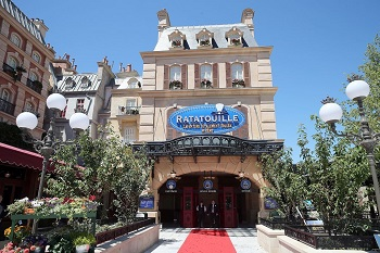 'Ratatouille: The Adventure' - Disneyland Paris New Attraction Press Preview