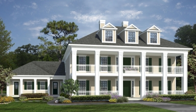 5070 Sq Ft House Plan 4 Bed 35 Bath 25 Story The