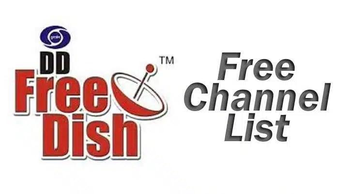 Latest Updated DD Free Dish Channel List - DD FreeDish 2019