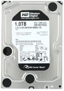 Western Digital Data Recovery WD1001FALS 1Tb