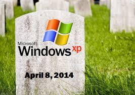 RIP WIN XP