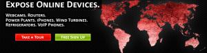 Shodan, the hacker search engine