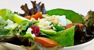 raw food, salad