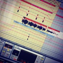 Ableton lessons with www.DTOmusic.com