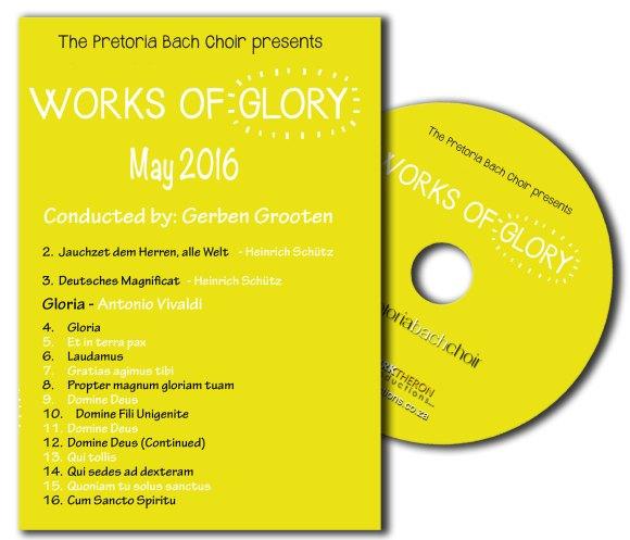 Works of glory 2016