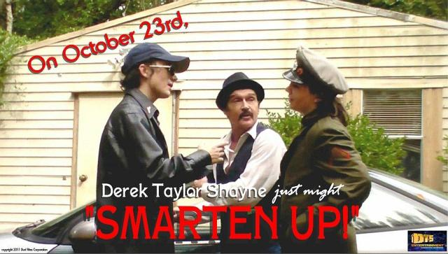 "Lobby Card for the DTS Entertainment Comedy Film, ""Smarten Up!"""