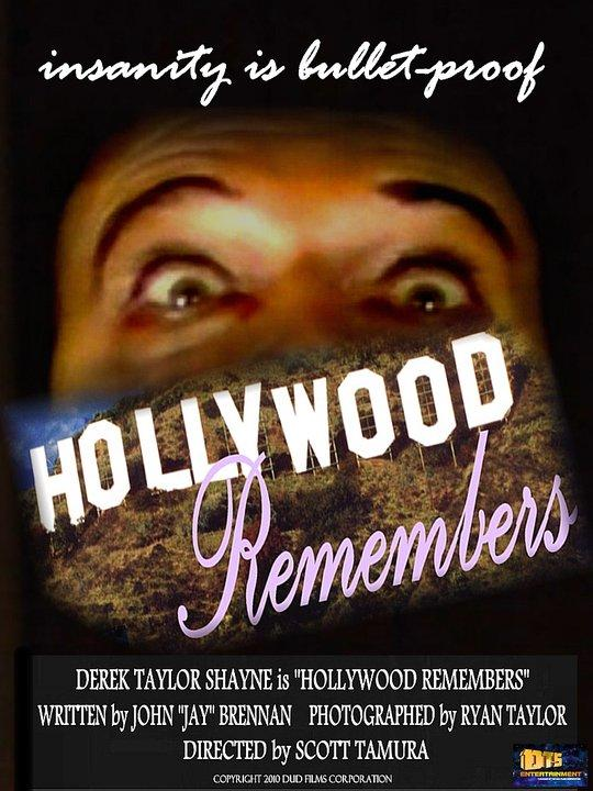 "For the DTS Entertainment Comedy Film, ""Hollywood Remembers"""