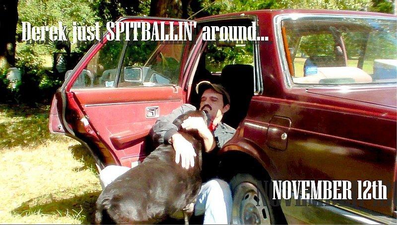 """Lobby Card for the DTS Entertainment Comedy Film, """"Spitballin' 3"""""""
