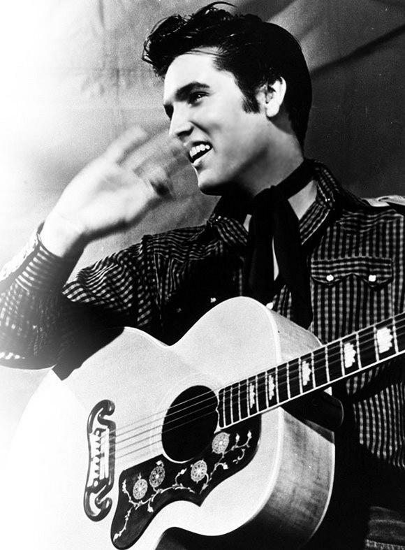 Elvis Presley Blu-Ray