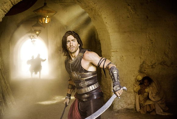 prince of persia the sands of time blu-ray
