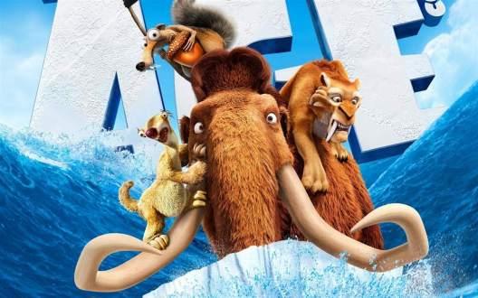 ICE AGE 4 annoncé au format Blu-Ray 3D