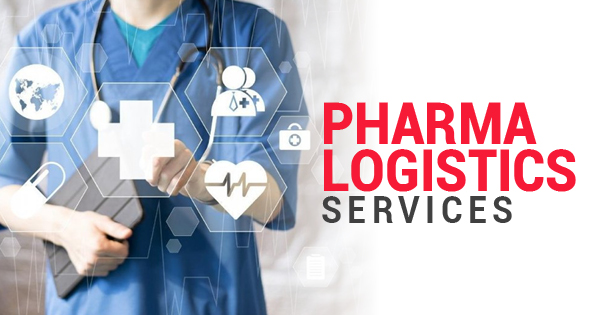 pharma logistics services