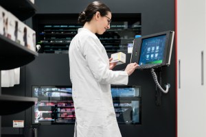pharma logistics solutions