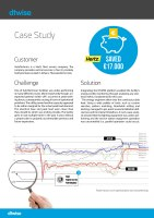 DTWISE Hertz Case Study Poster Image of the PDF