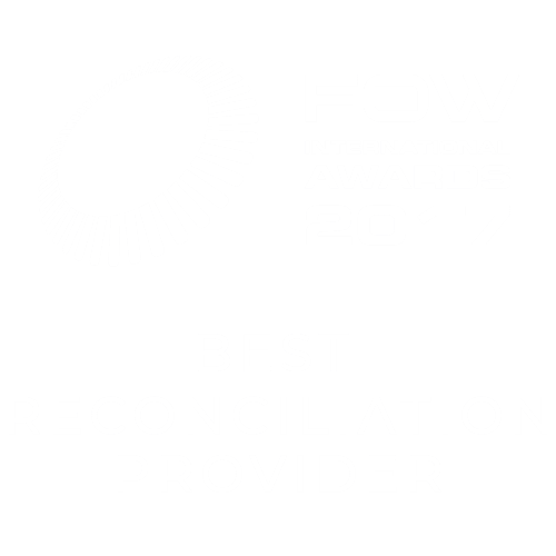 Best Reconciliation Provider - FOW Awards 2017