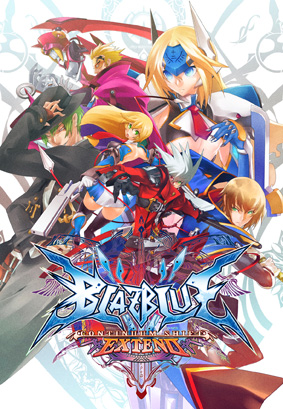 BlazBlue: Continuum Shift EXTEND Japanese Release Date Announced. Original Soundtrack Included as Preorder Bonus. Box Art Revealed.