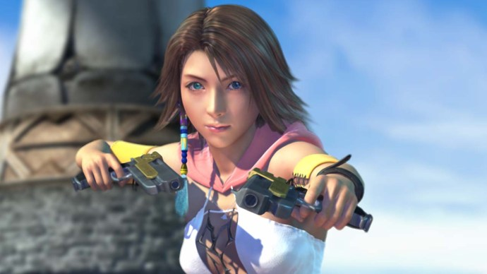Image result for yuna ff12 fighting in game