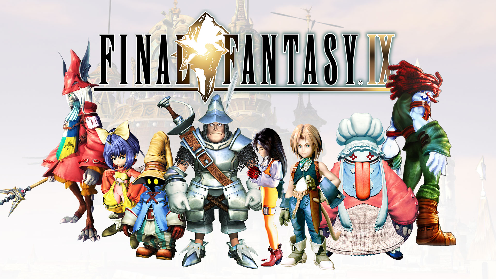 UPDATED Final Fantasy IX Releases On PlayStation 4 Along