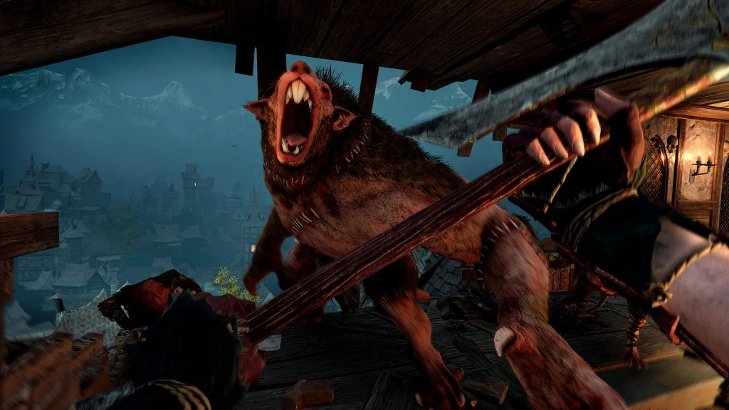 Warhammer Vermintide 2 DLC Back to Ubersreik Released for PC