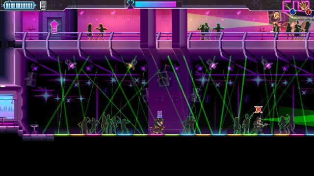 Katana Zero is a Retro-Fueled 2D Ninja Platformer With Plenty of