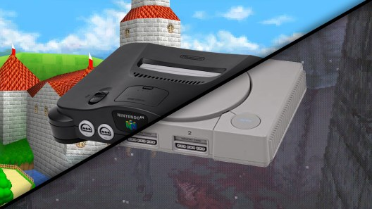 ps1 and n64