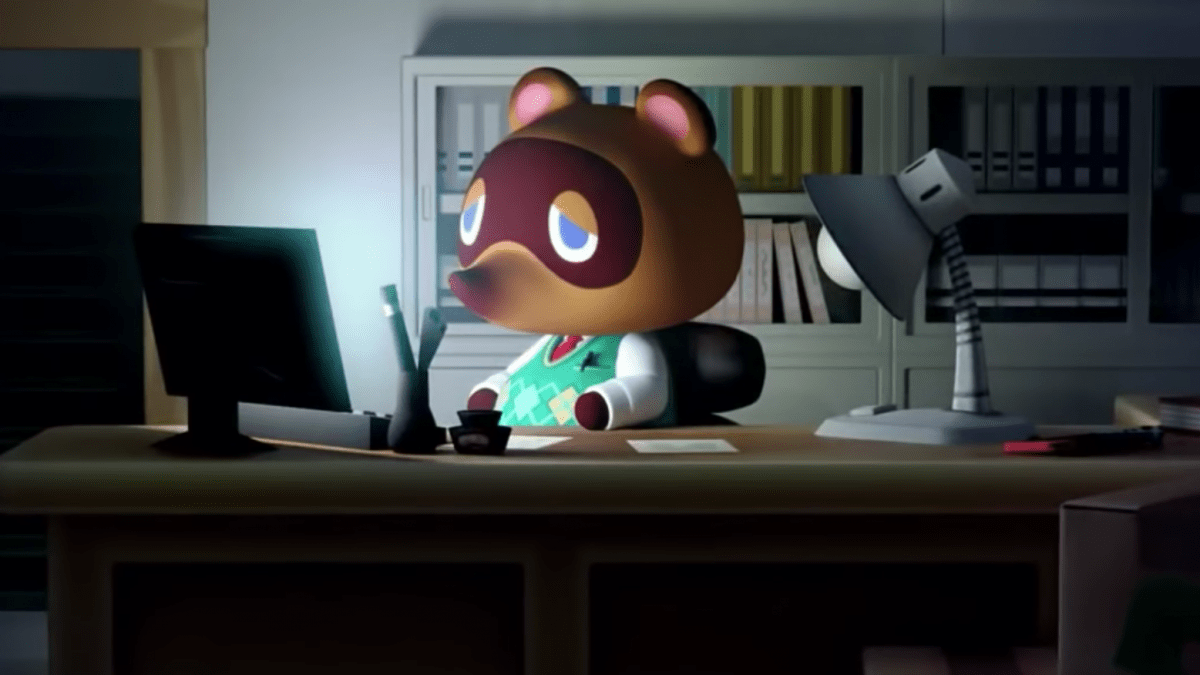 Animal Crossing Villain Tom Nook As A Yakuza Boss Fight Is The