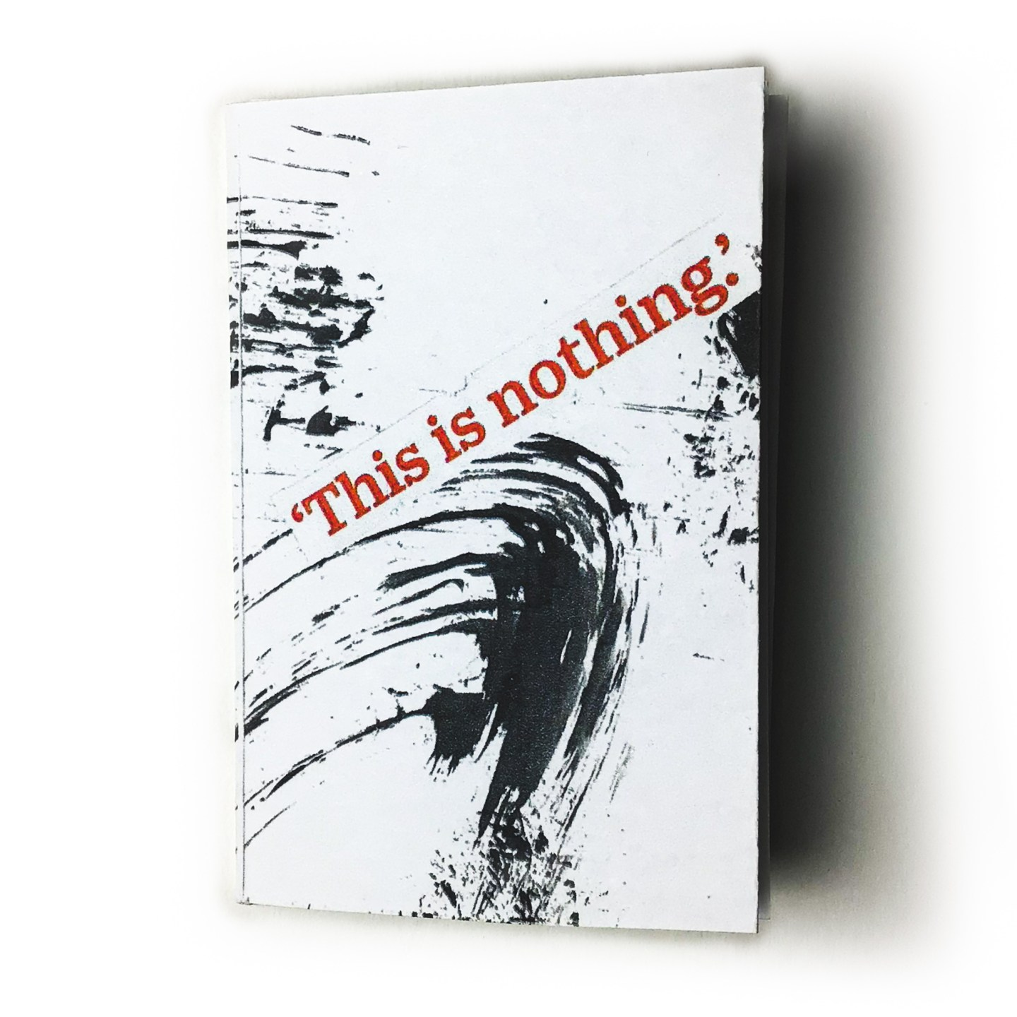 """""""This is Nothing"""" – Free Downloadable Zine"""