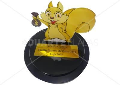 Esquilo de Ouro