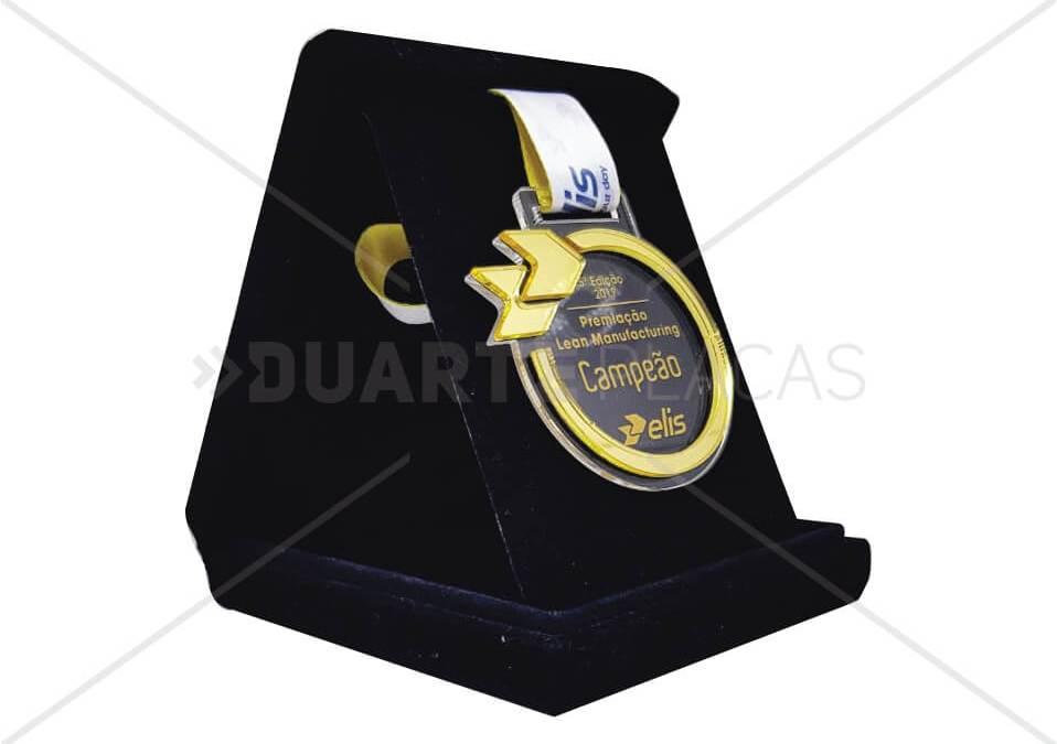 Medalha Elis Brasil