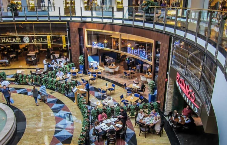 Fashion Dome Restaurants