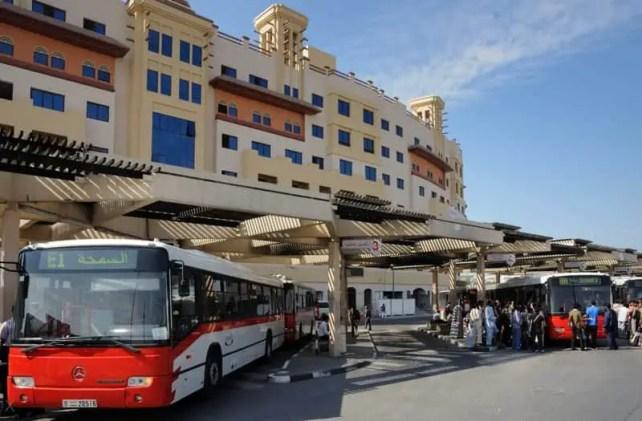 Al Ghubaiba Bus Station, Dubai - Location, Bus Services, Map
