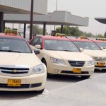 Dubai Airport Taxis to sell Bottled Water