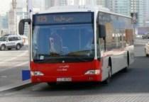 Dubai Airport Buses