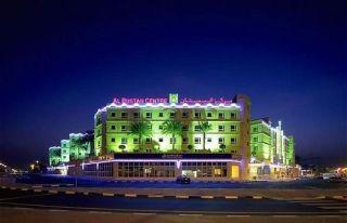 Al Bustan Centre & Residence Hotel near Dubai Airport