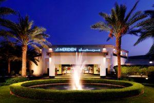 Le Meridien Dubai Hotel near Dubai Airport