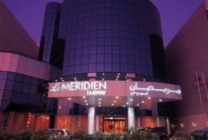 Le Meridien Fairway Hotel near Dubai Airport