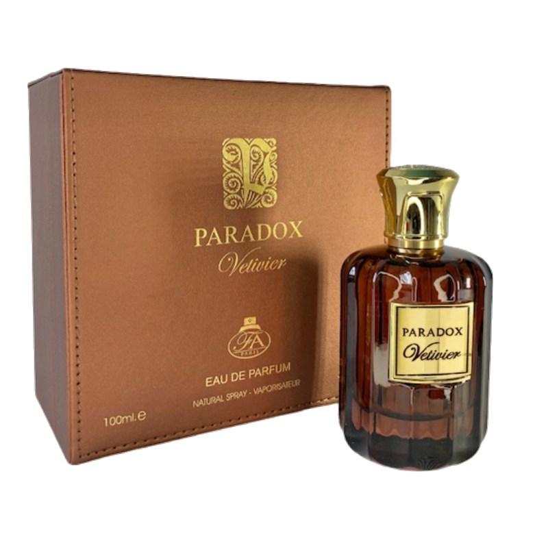 Paradox Vetivier Parfum Arabesc pentru femei si barbati